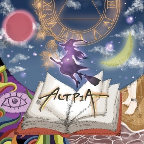 1st EP『アルトピア』
