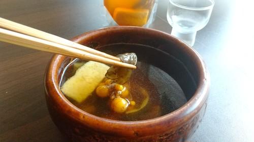 丸(すっぽん)スープ (てらまち 福田)