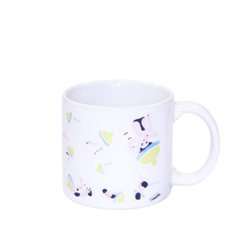 【ShiShi Yamazaki】milk!milk!milk! マグカップ