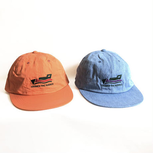 【COMFORTABLE REASON】LOOSEN THE RUDDER 6 PANEL