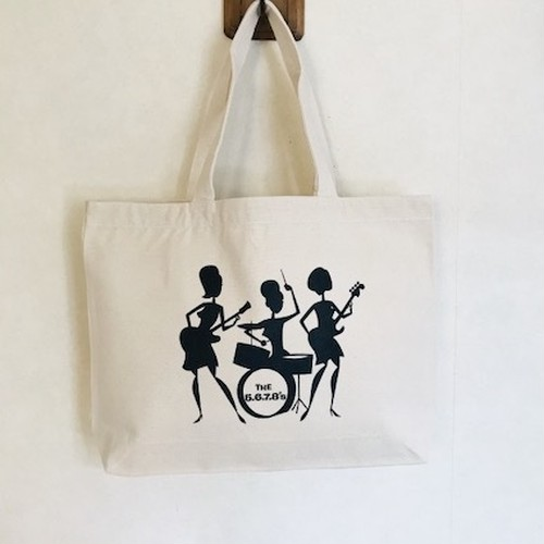 The 5.6.7.8's Tote Bag