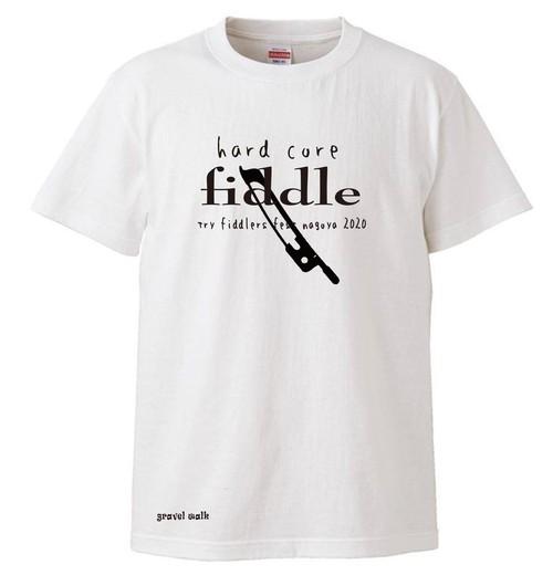 フィドラーズフェス2020 オリジナル限定Tシャツ ホワイト