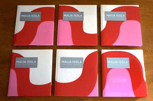 マイヤ・イソラ - ライフ、アート、マリメッコ MAIJA ISOLA - ELAMA, TAIDE, MARIMEKKO