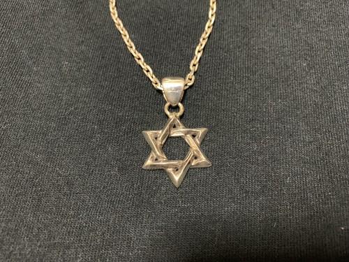 Hexagram Pendant