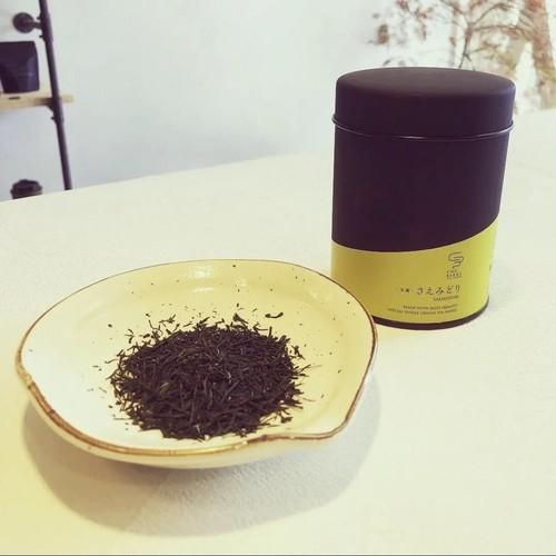 【2019 NEW】さえみどり - 玉露 - 30g(茶缶)