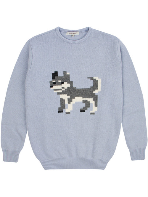 SLED DOG LAMBSWOOL SWEATER