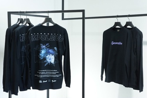 EYESORATION LONG SLEEVE TEE 003