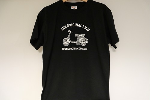 """""""IND ironcycLes"""" T-shirt"""