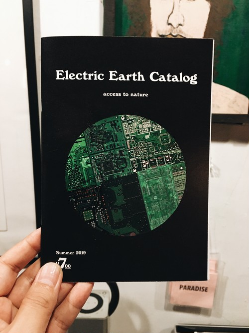 ELECTRIC EARTH CATALOGUE