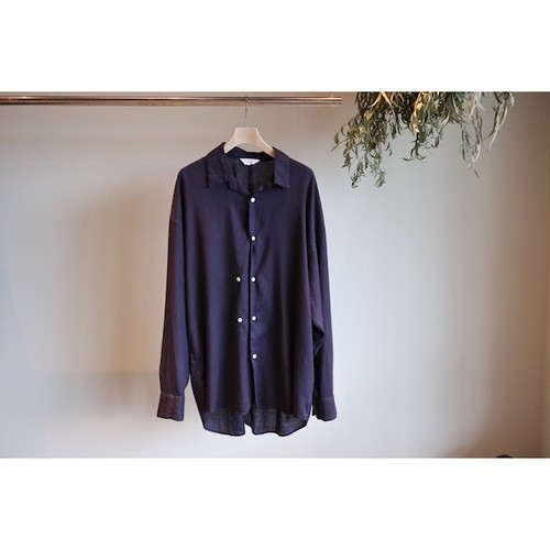『THEE』double button shirts.