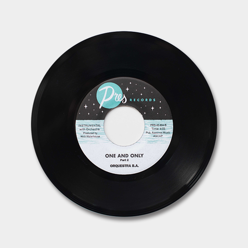 『One & Only 』 Boogaloo Assassins(限定7inch/輸入盤)