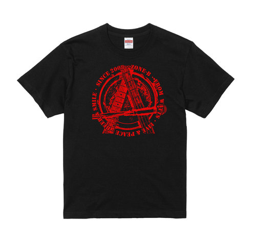 SAVE THE ZONE-B TシャツB