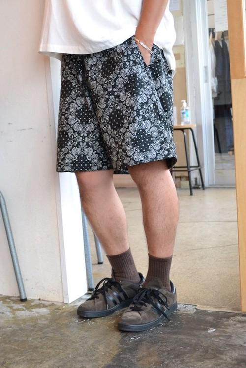 EFILEVOL / PAISLEY SHORT PANTS
