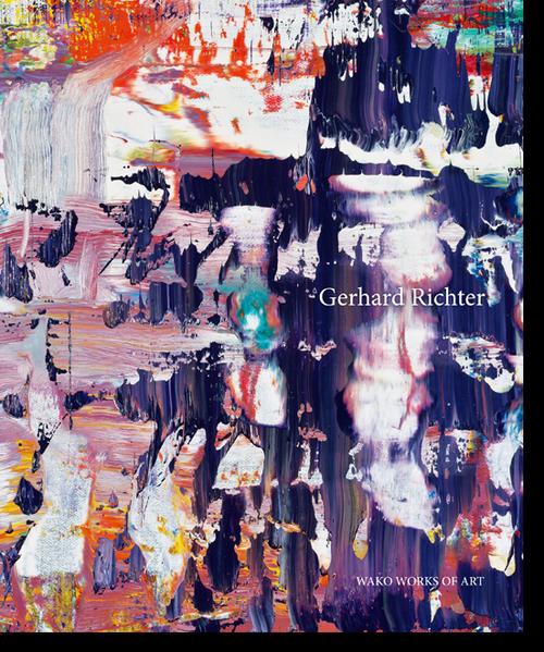 ゲルハルト・リヒター「Painting 1992–2017」通常版表紙 (Gerhard Richter)