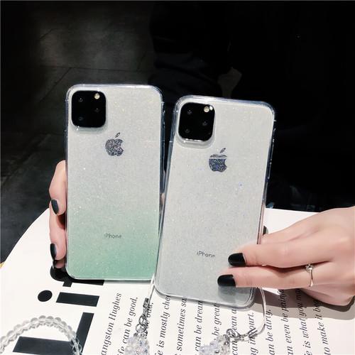 iphone11*iPhoneケース クリアラメ スマホケース iPhoneXR iphone11pro  iphone11promax iPhoneXS iPhoneX iPhone8