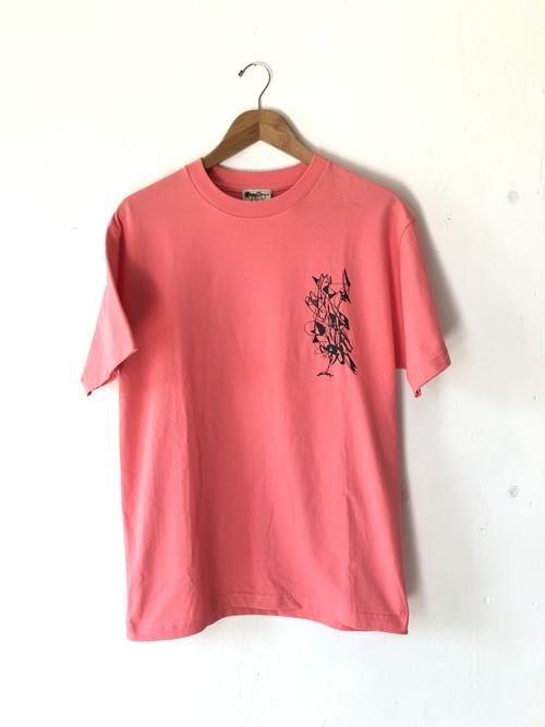 鶏 drawing T-shirts