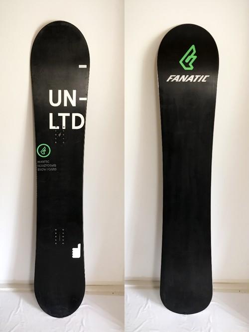 【 FANATIC 】UN-LTD 158 16-17モデル/中古(469)