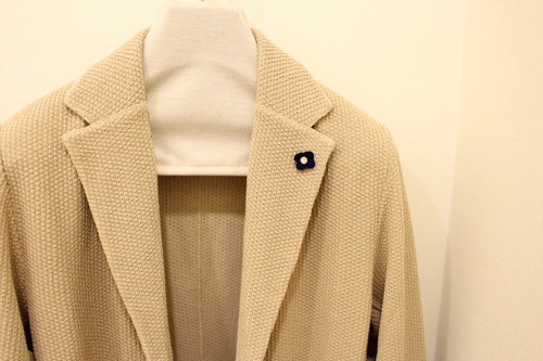LARDINI Knit Jacket