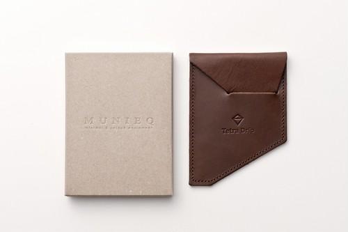 Tetra Drip Leather Case 01(Sサイズ)