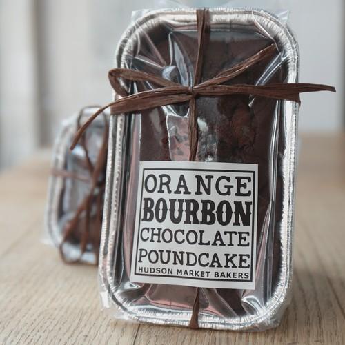 バーボン&オレンジ・チョコレートケーキ BOURBON ORANGE CAKE