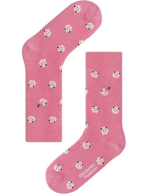 【Pocket Monsters socksappeal】Purin│【ポケットモンスター ソックスアピール】プリン