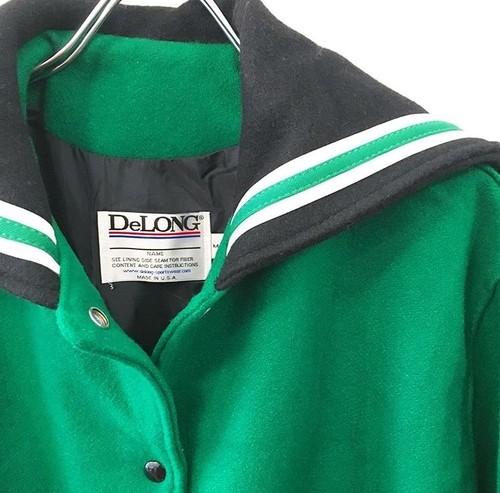 DeLONG : sailor collar award jacket (used)