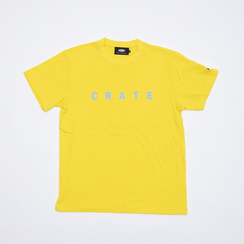 CRATE Color T-Shirts Yellow