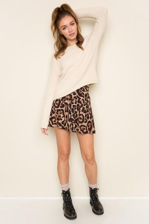 Leopard Short Pants(LA Brand)