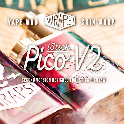 WRAPS! for iStick Pico(V2.0)