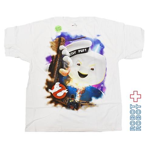 Tシャツ ゴーストバスターズ マシュマロマン