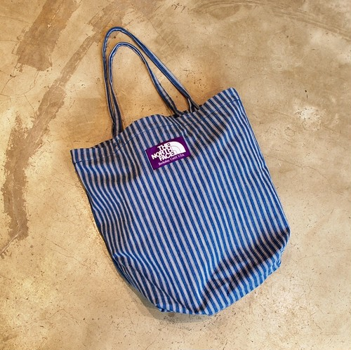 THE NORTH FACE PURPLE LABEL Stripe Tote