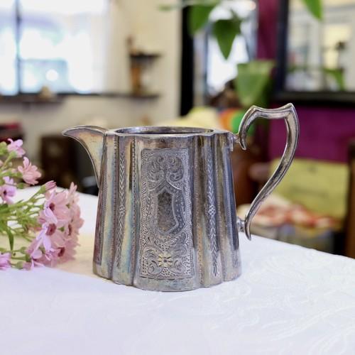 Antique Silver Milk(?) Pot   [SA-9]