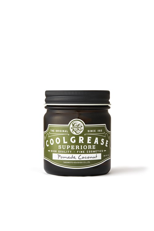 "COOLGREASE SUPERIORE ""Pomade, Coconut"""