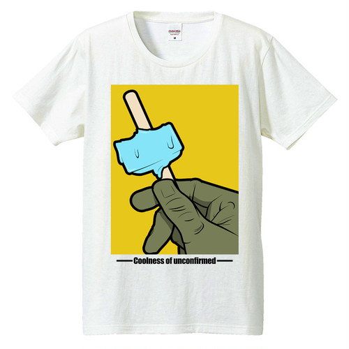 [Tシャツ] alien IceCandy