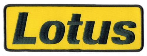 ロータス・ロゴ・ワッペン・Lサイズ