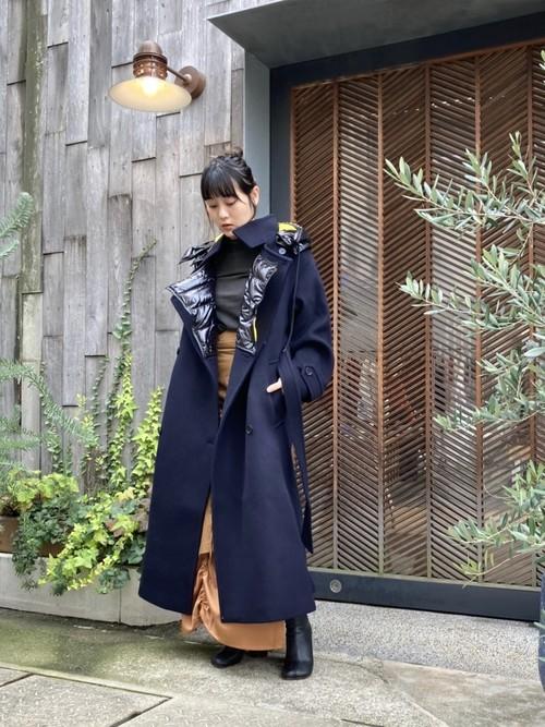 【20AW】BESFXXK ベスファック / Hooded coat