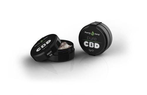 PharmaHemp CBD CRYSTALS 99.6% 1g