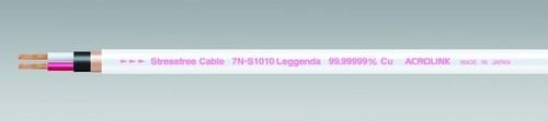 ◆ACROLINK(アクロリンク) 7N-S1010 Leggenda/3.0mペア(実際には端末未処理、6m一本でのお届けになります。)【スピーカーケーブル】 ≪定価表示≫お得な販売価格はお問い合わせ下さい!