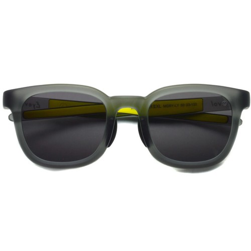 EYEVOL アイヴォル / WINZELER 2 XL / MGRY-LY-GRAY lenses マットクリアグレー-イエロー-ダークグレーレンズ  スポーツサングラス