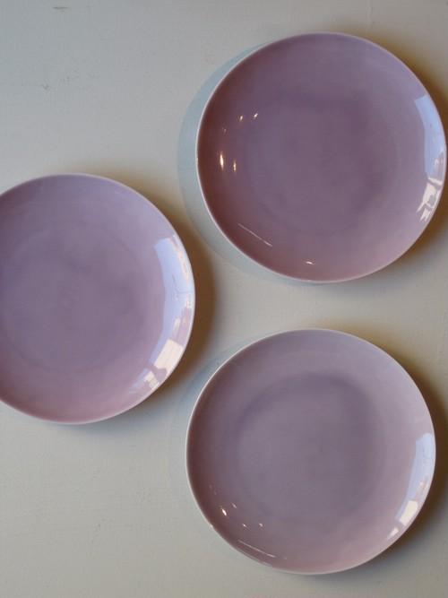 Plate 18㎝ パープル