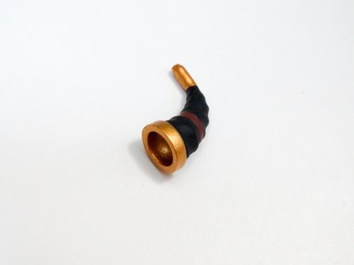 """【SALE】【884】 """"黒""""のライダー 小物パーツ 角笛 ねんどろいど"""