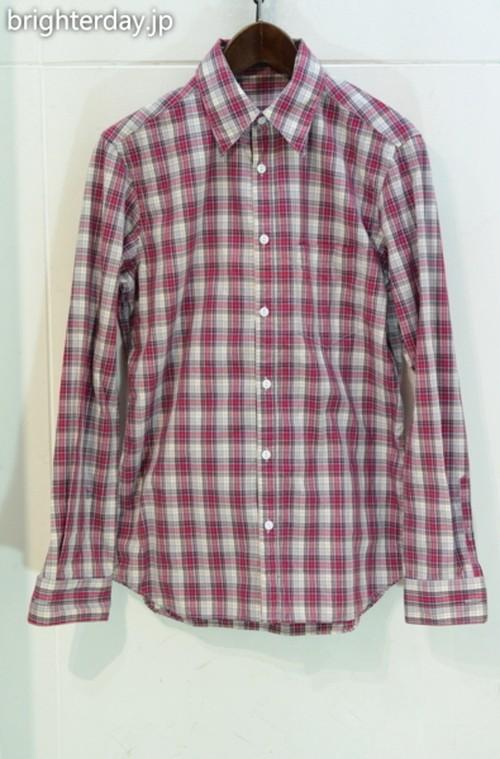 TOMORROWLAND チェックシャツ