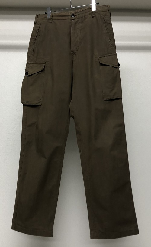 SS1999 STONE ISLAND CARGO TROUSERS