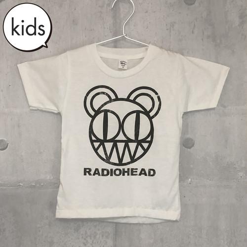 【送料無料 / ロック バンド Tシャツ】 RADIOHEAD / Kids T-shirts S M L XL レディオヘッド / キッズ Tシャツ S M L XL