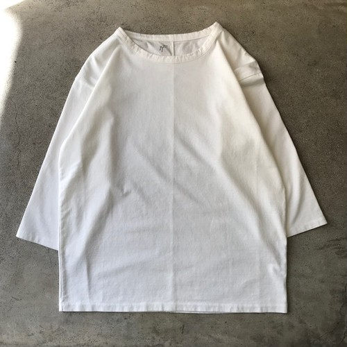 one f HB Tee OFF WHITE