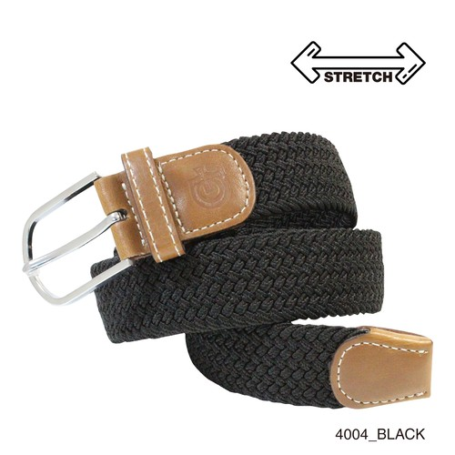 #120618_Stretch belt_4004_BLACK
