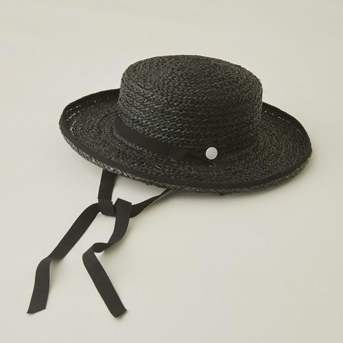 Raffia blade HAT by CA4LA