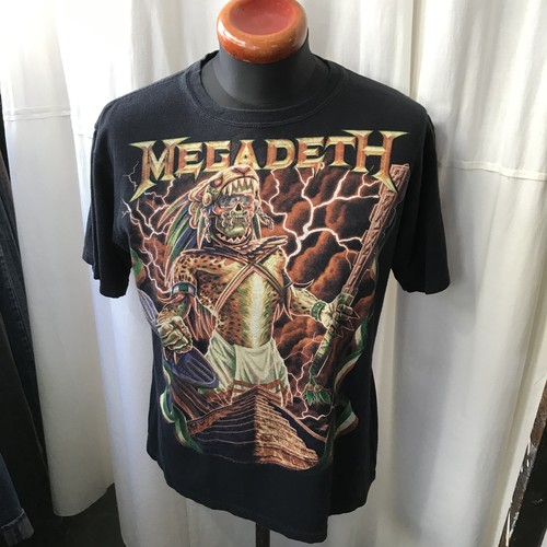 MEGADETH メガデス バンドTシャツ ロックT メンズM~L