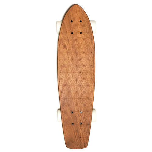 Cruiser Skate Deck Long