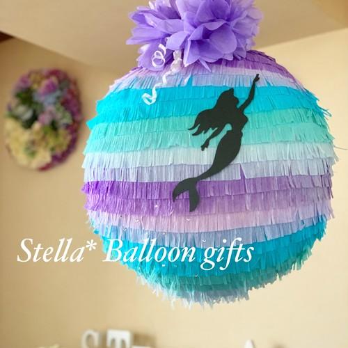 【Stella* style】Marmaid lagoon piñata